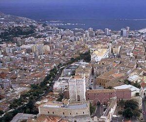 Vistas de Cagliari - Cerdeña